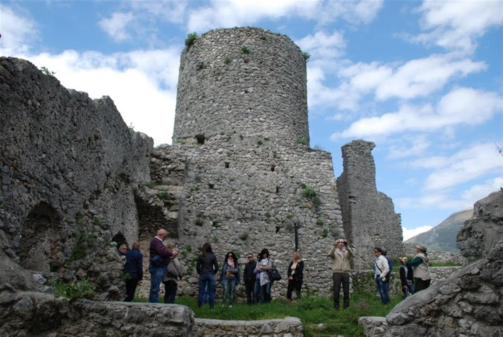 castello di gioia sannitica1